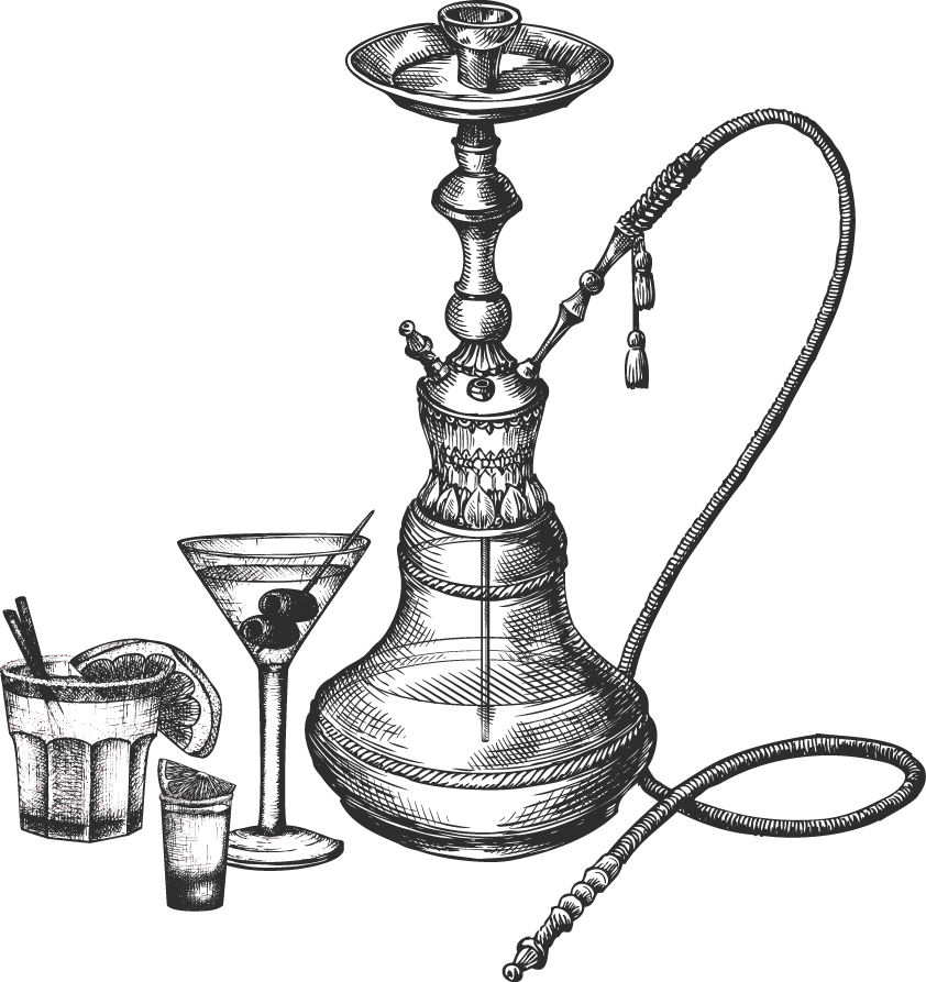 hookah-and-drinks